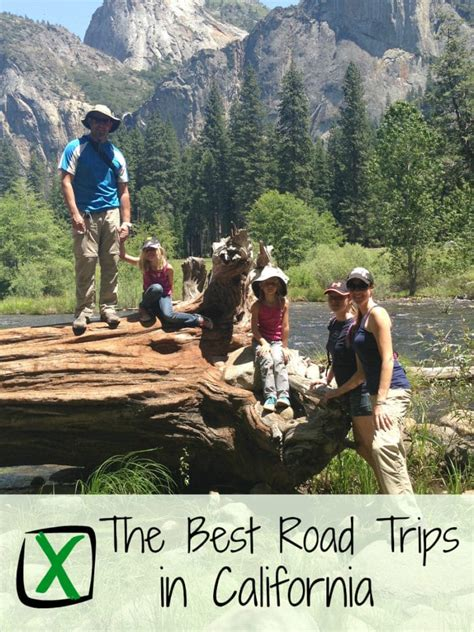 Best California Road Trips · The Typical Mom