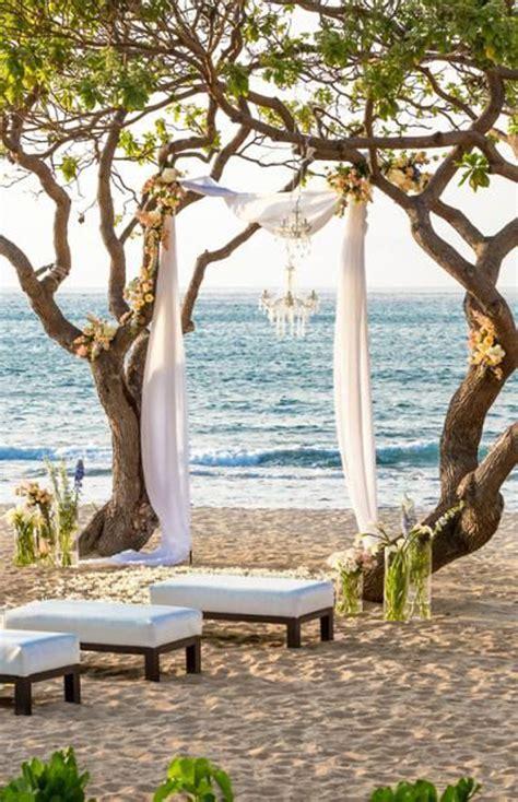 15 Romantic And Simple Beach Wedding Ideas Home Design