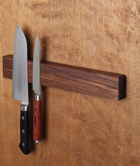 kitchen keep organized knife things magnetic holder ll actually help buzzfeed knives countertop counter