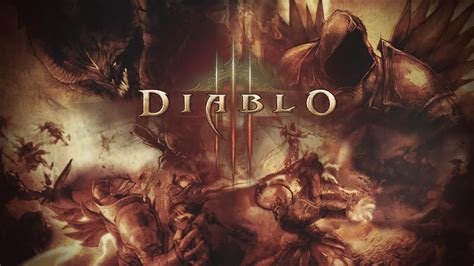 Diablo Wallpapers by Diablo 3 Wallpapers 1920x1080 Wallpaper Cave