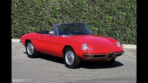 Alfa Romeo Spider Duetto by Alfa Romeo Duetto Spider