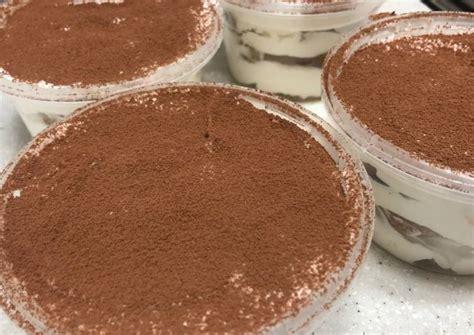 Oreo dessert box tanpa oven tanpa whipped cream. Resep Tiramisu oleh MissMoniq - Cookpad