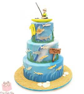 fisherman cake topper fisherman 39 s birthday cake birthday cakes