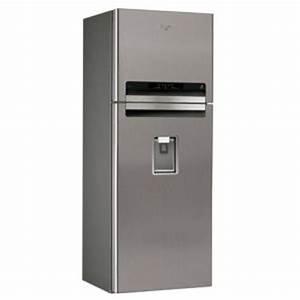 Refrigerateur Distributeur D Eau : whirlpool wtv4598nfcix aqua r frig rateur combin avec ~ Melissatoandfro.com Idées de Décoration