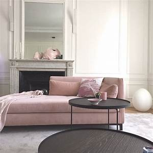 Salon Gris Et Rose : couleurs pantone 2016 rose quartz et serenity le blog ~ Melissatoandfro.com Idées de Décoration