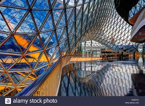 Zeil Center Frankfurt by Myzeil Is A Shopping Mall In The Center Of Frankfurt