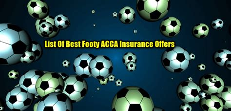 2020 Best Acca Insurance Offers List | GEM – Global Extra ...