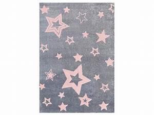 Rosa Grau Teppich : livone happy rugs teppich starlight grau rosa 100x160cm ~ Markanthonyermac.com Haus und Dekorationen