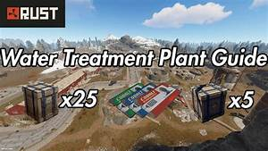 Rust Monument Guide - Water Treatment Plant - 2019