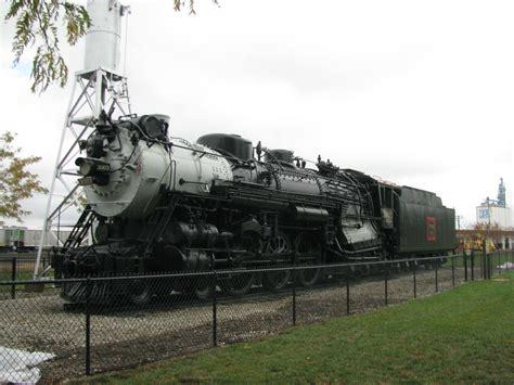 landmarkhuntercom cbq    hudson steam locomotive
