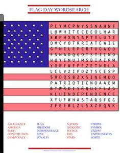 4th of july headbands the classroom flyer flag day word search