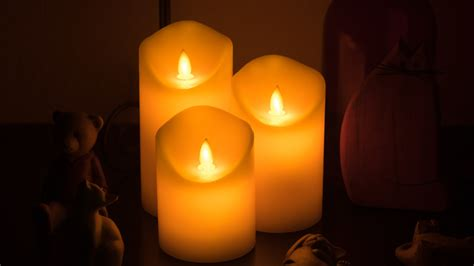 Mit Kerzen by Led Kerzen Mit Beweglicher Flamme Air Zuker Im Test