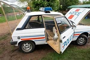 La Coop Auto : la voiture de police poulailler chambre237 ~ Medecine-chirurgie-esthetiques.com Avis de Voitures