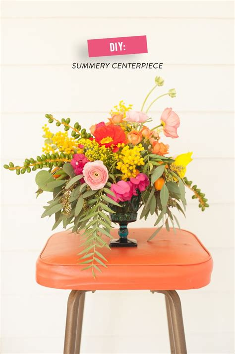 Best 25 Summer Flower Arrangements Ideas On Pinterest