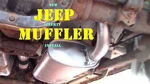 Jeep Muffler And Resonator Replacement  Easy Diy