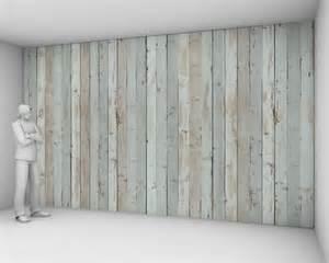 yeda design imitation mur en planche de bois teint 233 en