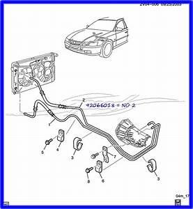 Transmission Cooler Pipe Asm
