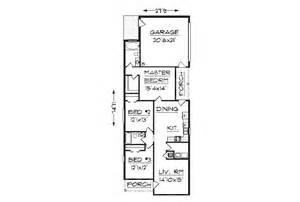 narrow lot floor plans home ideas corner lot house plans