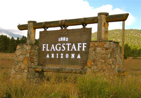 Flagstaff, Arizona - Signs of Arizona