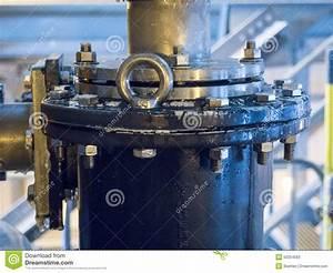 Hydroclone Valve Stock Photo - Image: 50254563