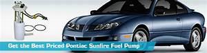 Pontiac Sunfire Fuel Pump - Gas Pumps