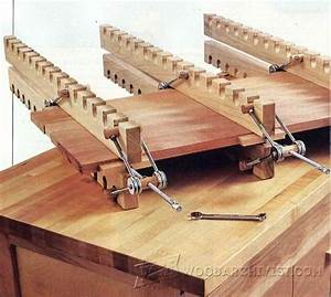 DIY Panel Clamps Woodworking