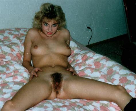 Hairy Vintage Polaroid Nudes Mature Naked