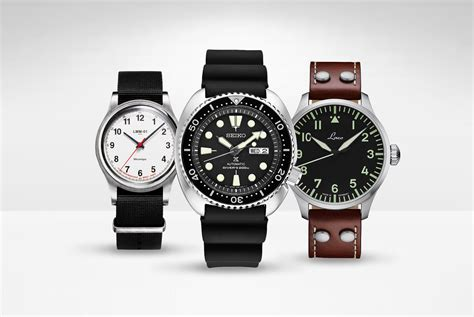 The 10 Best Watches Under $500 (Updated for 2017) Gear