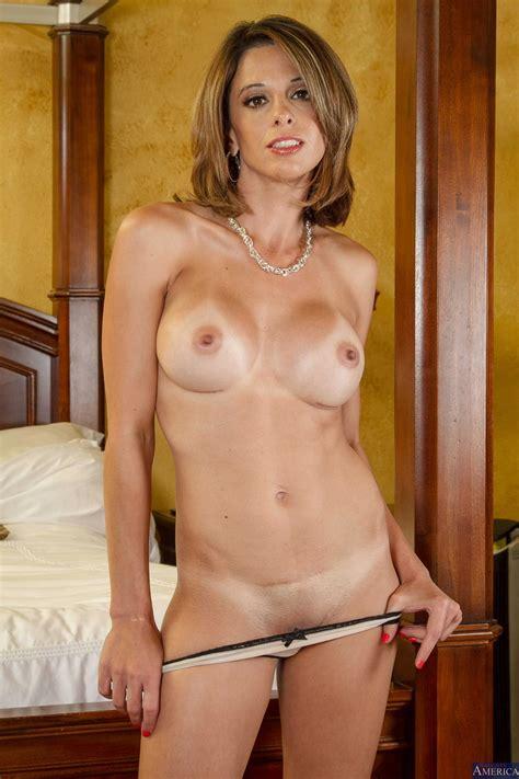 Hot Milf Eva Long Strips In Front Of The Camera My Pornstar Book