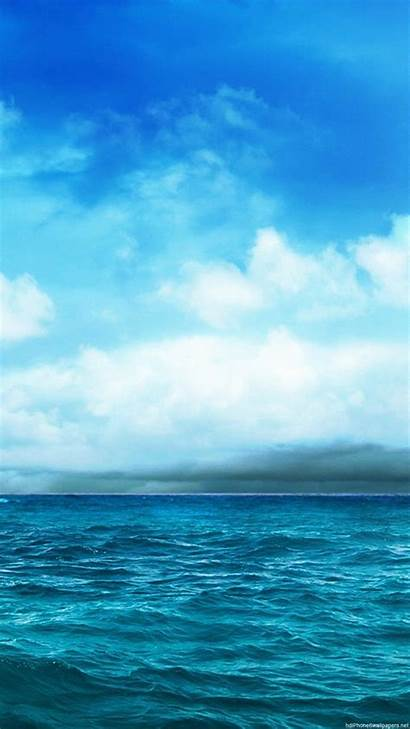 Ocean Iphone Wallpapers 4k Sea Phone Water