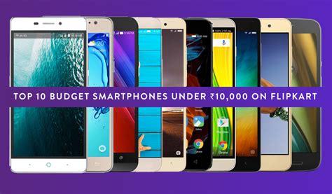 10 Top Budget Smartphones Of 2016  Buy Them Under ₹10k On