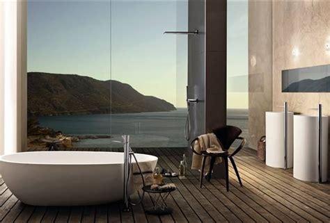 fascinating bathrooms  astonishing views