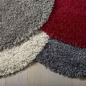 tapis rond topiwall With tapis de course pas cher avec canape forme ronde