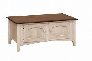FRW Shaker Cabinet Coffee Table
