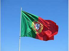 Free photo Portugal, Flag, Wind, Sky, Blue Free Image