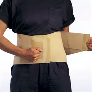 Lumbar Back Support by ProOrthopedic