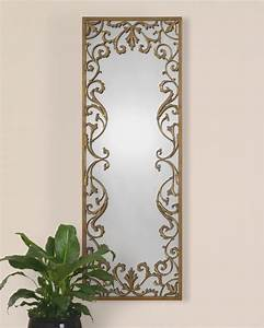 Decorative Wall Mirror : The Beauty Of Mirror Wall Décor