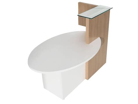 Ovo Multifunctional Reception Desk. Thin End Table. Covered Desk. Christmas Table Arrangements. Child Activity Table. Martha Stewart Computer Desk. Table Pedestal. Sit Standing Desk. Country Dining Room Tables
