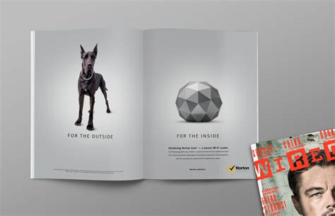 Norton Outdoor Advert By Grey