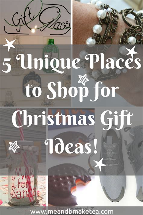 special things to do at christmas for work 5 unique places to shop for gift ideas me and b make tea