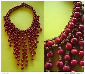 Artisanat De Guyane : collier am rindien graines produits naturels amazonie ~ Premium-room.com Idées de Décoration