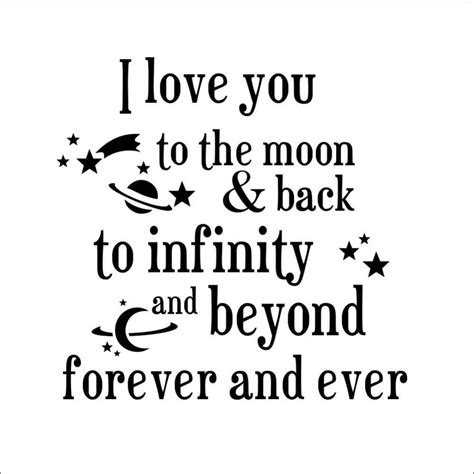 20 quote i you to the moon and back sayings quotesbae