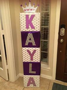 Name boxes for baby showers baby shower decor for Baby shower letter boxes