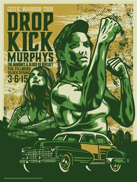 167 Best Dropkick Murphys Images On Pinterest Dropkick