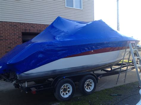 Mobile Boat Shrink Wrap Service Near Me by Shrink Wrapping Fishmasters Ultimate Chartersfishmasters
