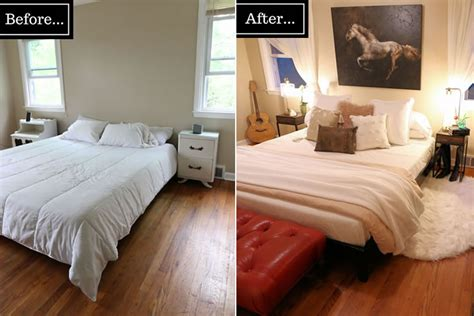 Master Bedroom Refresh On A Budget