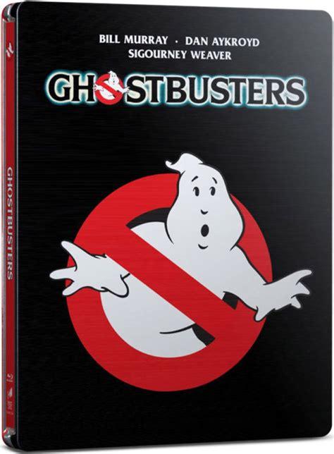 ghostbusters steelbook edition blu ray zavvicom