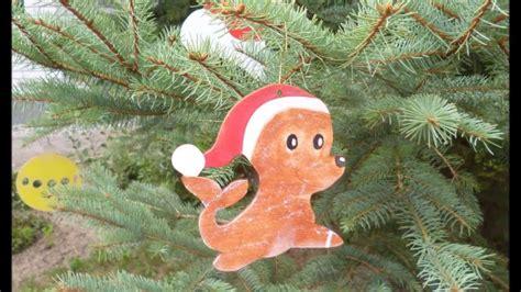 Weihnachtsdeko Für Den Baum Aus Holz, Schönes Selbst