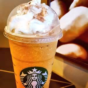 Pumpkin Spice Frappuccino Vegan by Pumpkin Spice Frappuccino 9 Pumpkin Spice Menu Items From