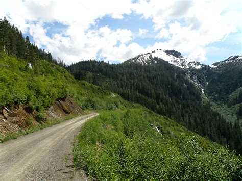 Brown Mountain Road